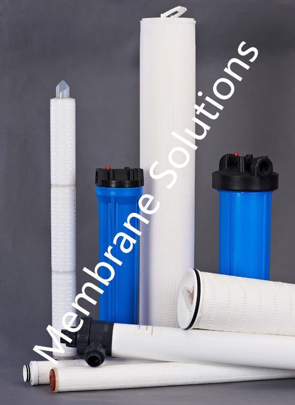 Membrane Pleated Filter2