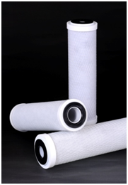Extruded Activated Carbon Cartridge Filter