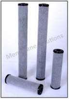 Carbon Impregnated Cellulose Cartridge Filter