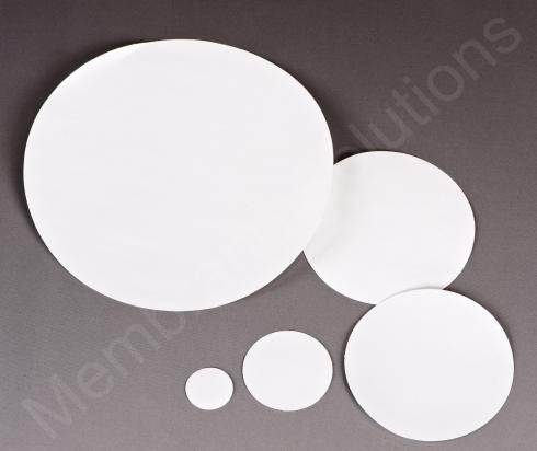 PTFE Membrane Filter disc membrane – For filtering acids