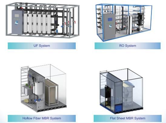 Membrane Filtration System Membrane Solutions