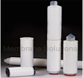 PolyPure Classic PP Pleated Cartridge Filter
