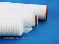 pp pleated cartridge filter hd
