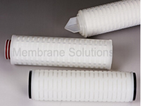 PES NanoPure Cartridge filter