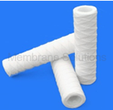 String Wound Cartridge Filter